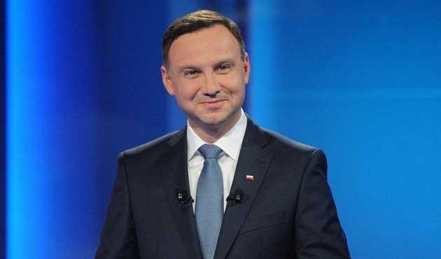 Polonya'dan Filistin'e destek