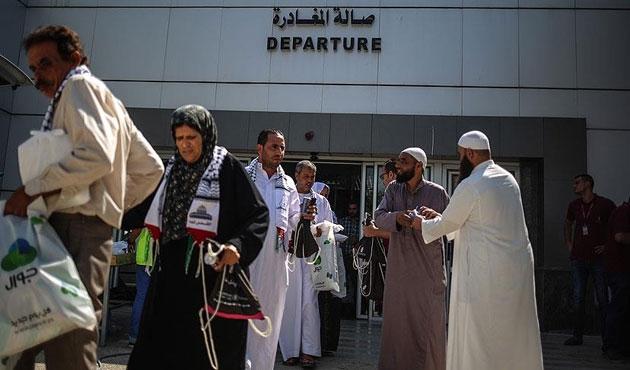 Refah Sınır Kapısı hacılar için açıldı
