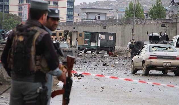 Taliban'ın Kabil baskını devam ediyor