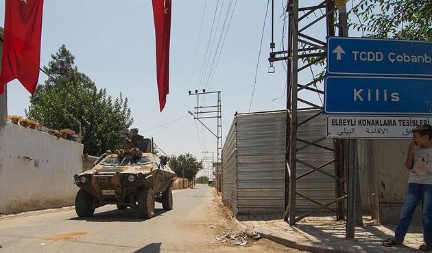 Kilis sınır devriyesinde kaza, 8 asker yaralı