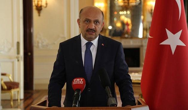 Savunma Bakanı: Fırat Kalkanı'na piyade gitmeyecek