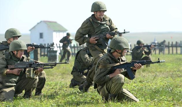 Ukrayna: 55 bin Rus askeri sınırımızda toplanıyor