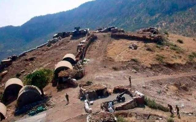 Cudi Dağı'nda PKK'ya operasyon
