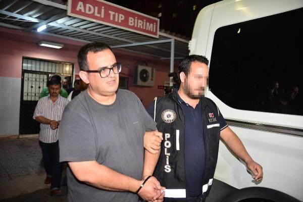 Evinde 'devlet sırrı' evrakla gözaltına alınan avukat cezaevinde