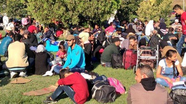 Yunanistan'a geçmek isteyen 534 mülteci yakalandı