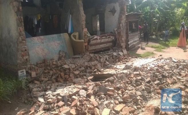 Tanzanya 5.7 sarsıldı 11 ölü