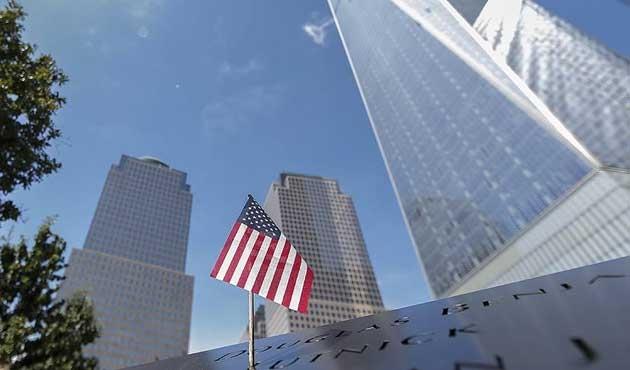 ABD'de 11 Eylül için resmi tören