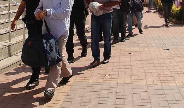 Rize'de 16 ByLock gözaltısı