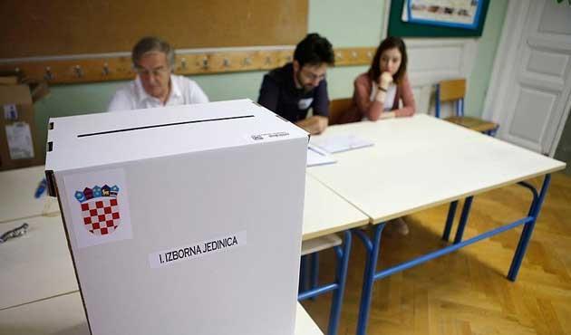 Hırvatistan'da seçimler tamamlandı