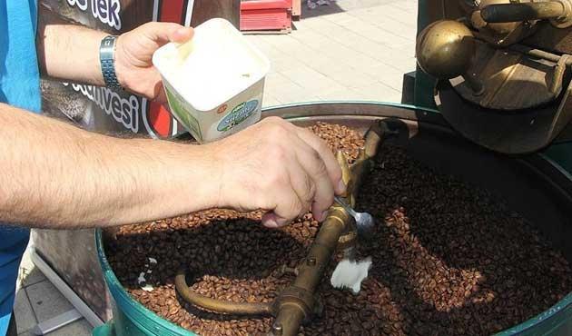 Tereyağlı Türk kahvesi yoğun ilgi