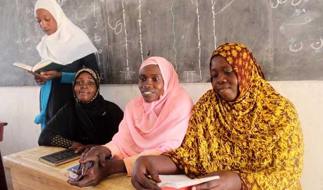 Kamerunluların Kur'an okuma azmi