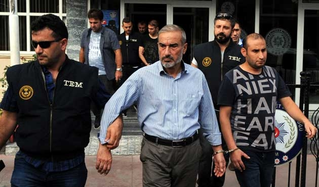Samsun'da IŞİD operasyonu; dört gözaltı