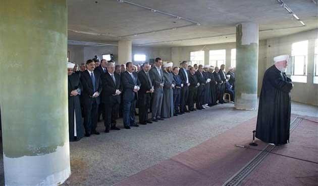 Esad muhaliflerin çekildiği Deraya'da