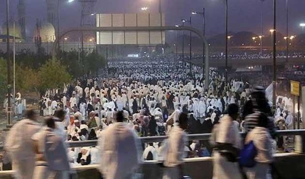 Yaklaşık 2 milyon Müslüman hacı oldu