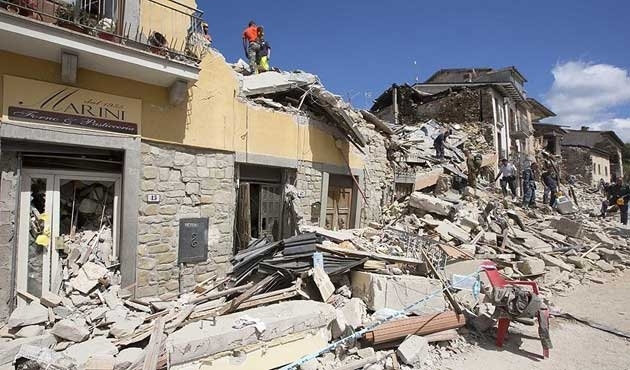 Tanzanya'daki depremde ölenlerin sayısı 17 oldu