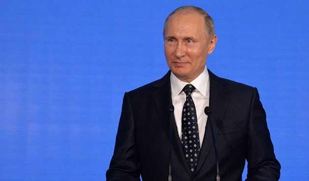 Putin 10 ekim'de Türkiye'de