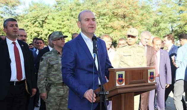 Bakan Soylu'dan Van saldırısı açıklaması