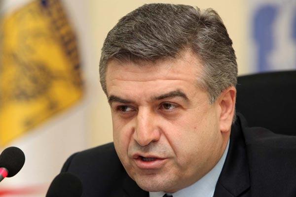 Gazprom'un eski yöneticisi Ermenistan'ın yeni başbakanı oldu