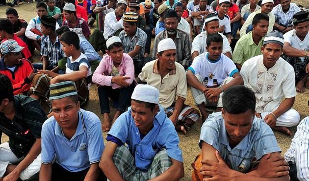 Myanmar'da Kurban Bayramı baskı altında kutlanıyor