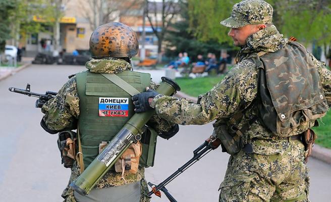 Donbas'ta ateşkes