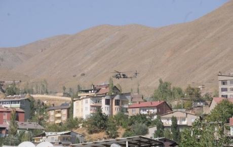 Şemdinli'de 1 köy ile 3 mezrada sokağa çıkma yasağı
