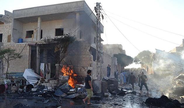 'Esad rejimi ve destekçileri ateşkesi 28 defa ihlal etti'