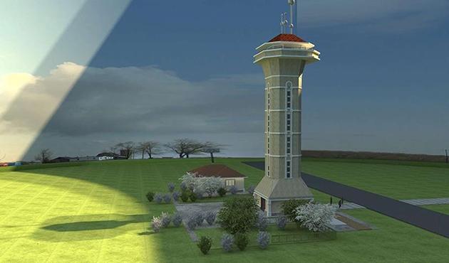 İstanbul'un ormanlarına yeni yangın gözetleme kulesi