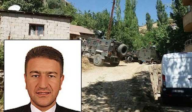 Budak'ın katilleri Şemdinli'de öldürüldü