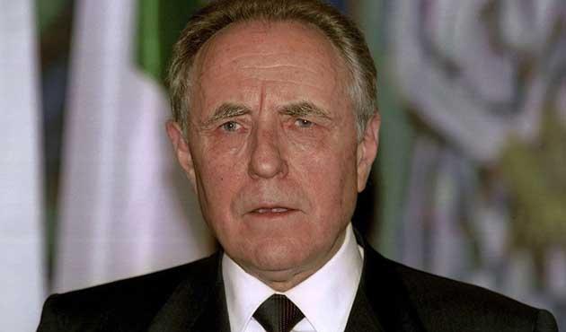 Eski İtalya Cumhurbaşkanı Ciampi öldü