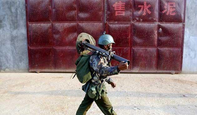 Myanmar'da sivil ölümlerden sorumlu askerlere hapis cezası