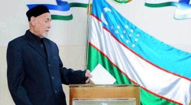 Özbekistan'da dört adayın başvurusu kabul edildi