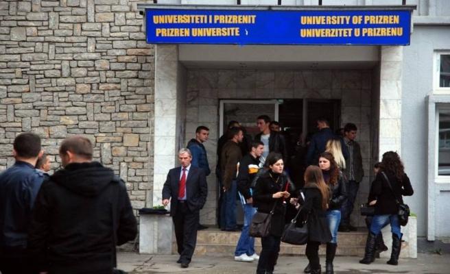 Prizren Üniversitesi'nde bu yıl Türkçe yok