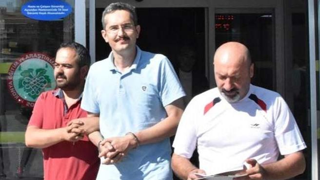 Konya'da firari emniyet müdürü yakalandı
