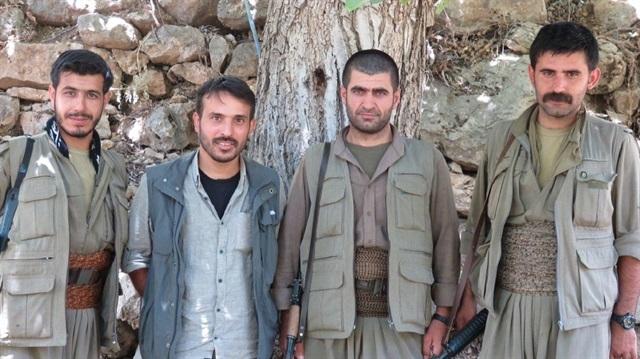 Cezaevinden kaçan 4 PKK'lı Kandil'de ortaya çıktı
