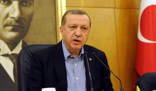 Erdoğan: Bölgeyi bilen biziz, bizi dinleyin