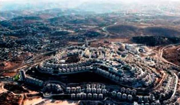 65 bin Filistinli evsiz