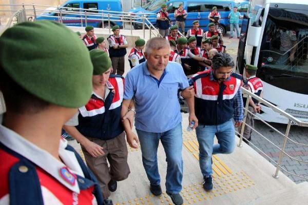 FETÖ'nün Kırgızistan sorumlusu Zonguldak'ta yakalandı