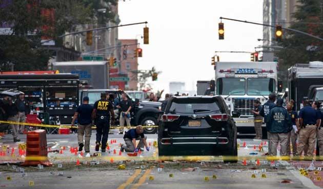 New York'taki saldırının şüphelisi gözaltında