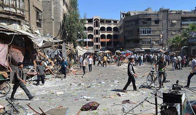 Esad rejimi ateşkesi 254 kez ihlal etti