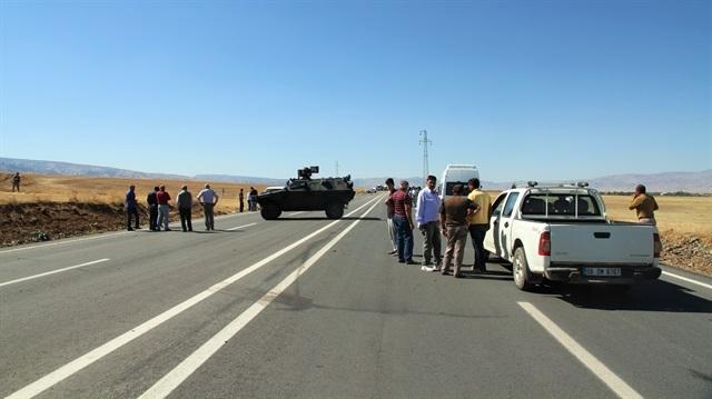 PKK'dan bombalı tuzak