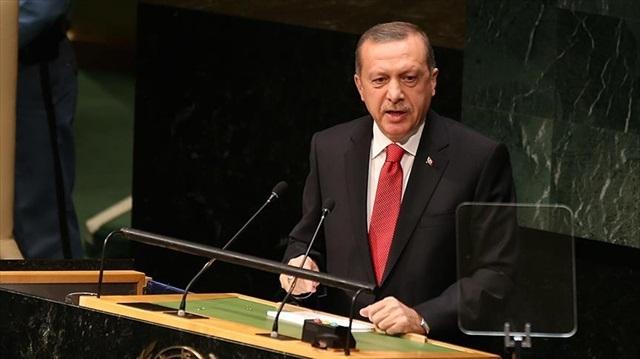 'Dünya beş ülkeye mahkum edilemez'