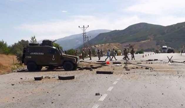 Erzincan'da terör saldırısı