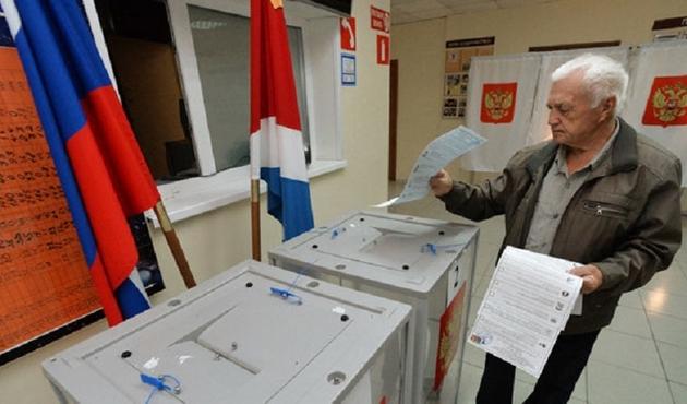 Rusya'da düşük katılımlı Duma seçimleri