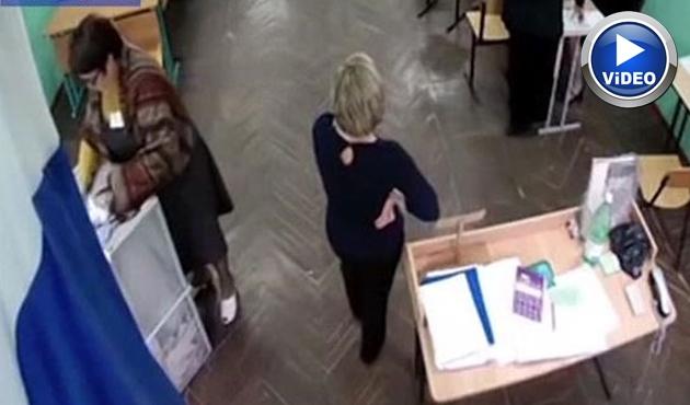 Rusya bu görüntüleri tartışıyor! | VİDEO