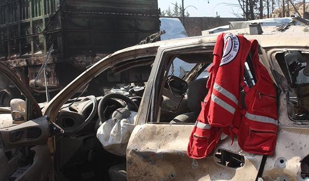 BM, vurulan yardım konvoyu için inceleme komisyonu kurdu