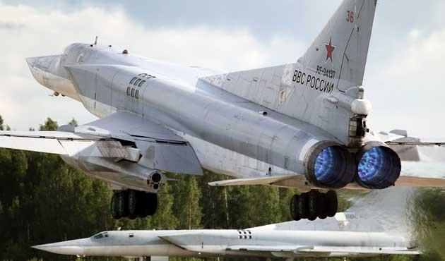 Rusya'nın Suriye'deki saldırılarının 1'inci yılı