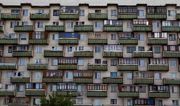 Kazakistan'da gayrimenkul fiyatları düştü