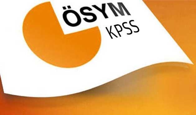 KPSS geç başvuru işlemi için son gün