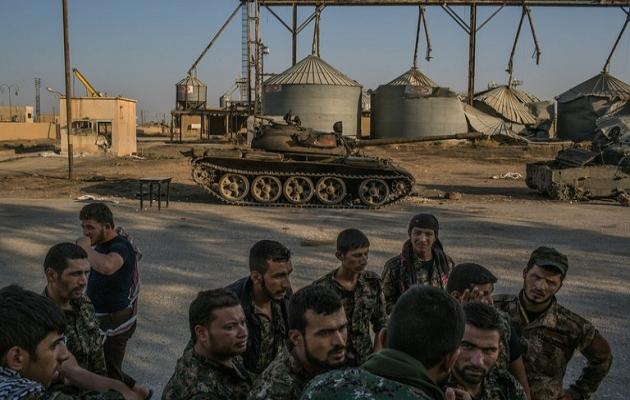 ABD yönetiminden 'YPG'ye silah verelim' çalışması