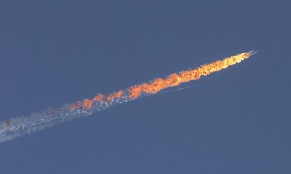 Rusya'dan düşürülen uçakla ilgili yeni iddia